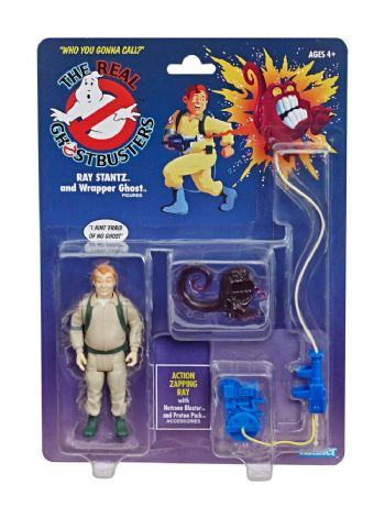 Ghostbusters - The Real Ghostbusters Animated Kenner Classics Ray Stantz Action Figure